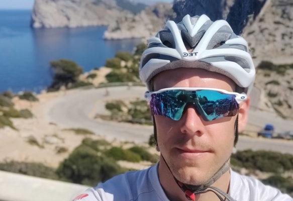 Jonathan Gren på Mallorca