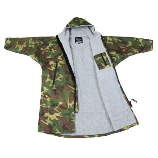 Dryrobe Long Sleeve Advance - Camouflage