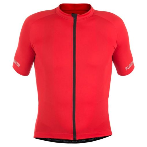 Fusion C3 Cycle Jersey - Röd