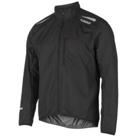 Fusion Mens S1 Run Jacket - Svart