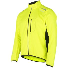 Fusion Mens S1 Run Jacket - Gul/Svart