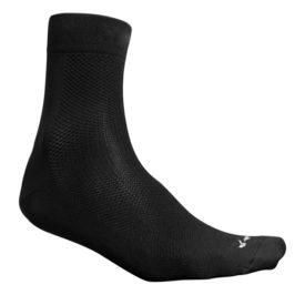 Fusion Race Sock 2 Pack - Svart