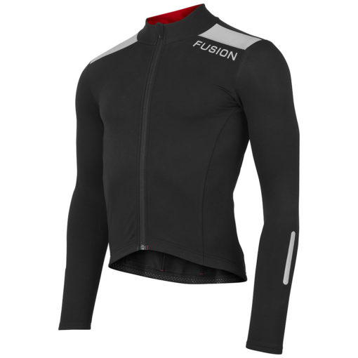 Fusion S3 Cycle Jacket - Svart
