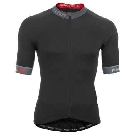 Fusion SLi Cycle Jersey - Svart