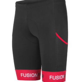 Fusion Tri Pwr Band Pocket Tight - Svart/Röd
