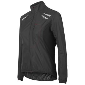 Fusion Womens S1 Run Jacket - Svart