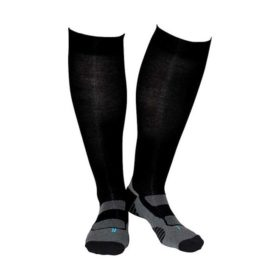 Gococo Compression Wool - Svart