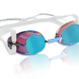 Malmsten Swedish Goggles Metallic