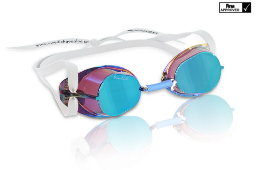 Malmsten Swedish Goggles Metallic