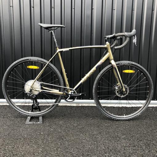 Merida Mission CX 100 SE Sand Black00008