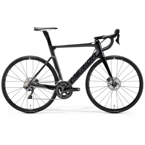 Merida Reacto Disc 6000 - Black Anthracite