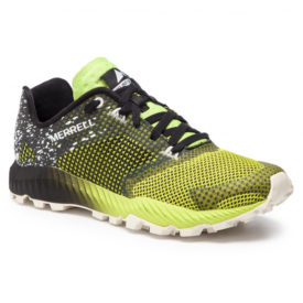 Merrell All Out Crush 2 - Herr - Black/Speed Green