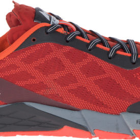 Merrell Bare Access Flex E-Mesh - Herr - Spicy Orange