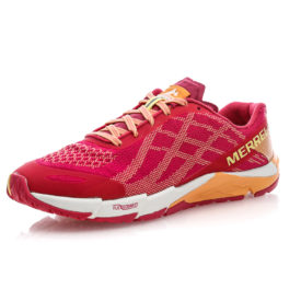 Merrell Bare Access Flex E-Mesh - Dam - Hot Coral