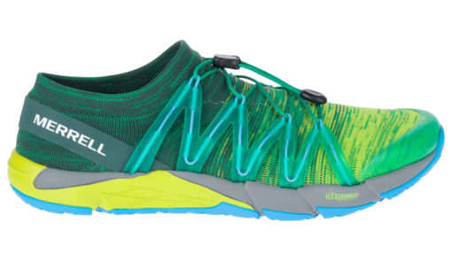 Merrell Bare Access Flex Knit - Herr - Lime