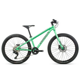 Orbea MX 24 Team Disc - Grön/Svart