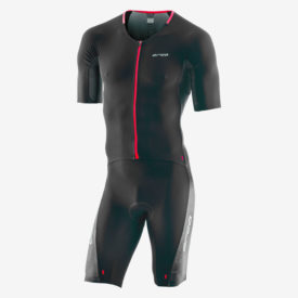 Orca Man 226 Aero Race Suit - Svart/Orange