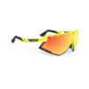 Rudy Project Defender Yellow Fluo - RP Optics Multilaser Orange