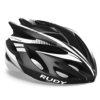 Rudy Project Rush Black-White Shiny