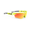Rudy Project Tralyx Yellow Fluo Gloss - RP Optics Multilaser Orange