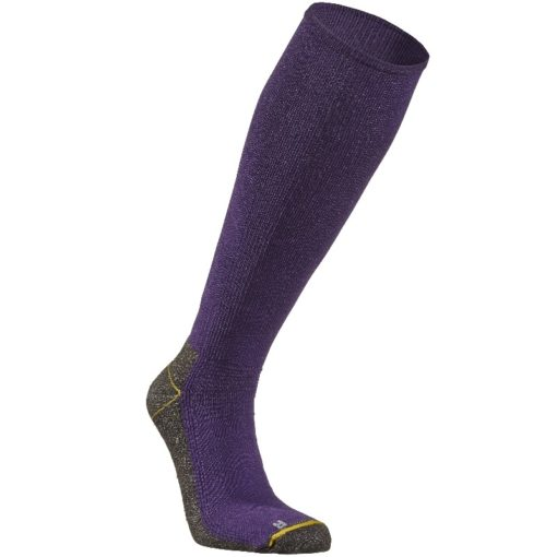 Seger Running Mid Compression - Purple
