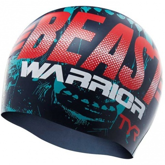 TYR Silicone Cap - Beast Warrior