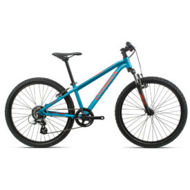orbea mx 24 xc - blue red