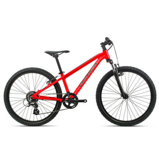 orbea mx 24 xc - red black