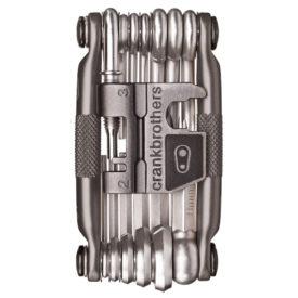 Multiverktyg för cykel - Crankbrothers M19 Multi Tool - Midnight Black