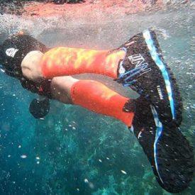 Skor för Swimrun