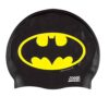 Zoggs Silikon Badmössa Swim Cap Batman
