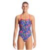 Funkita Strapped In One Piece – Inked