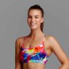 FUNKITA LADIES SPORTS TOP DYE ANOTHER DAY - 4